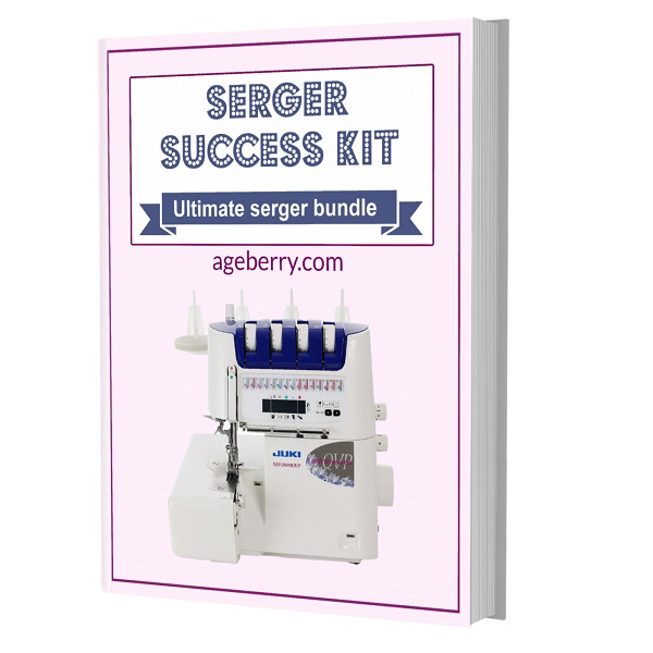 serger success kit eBook