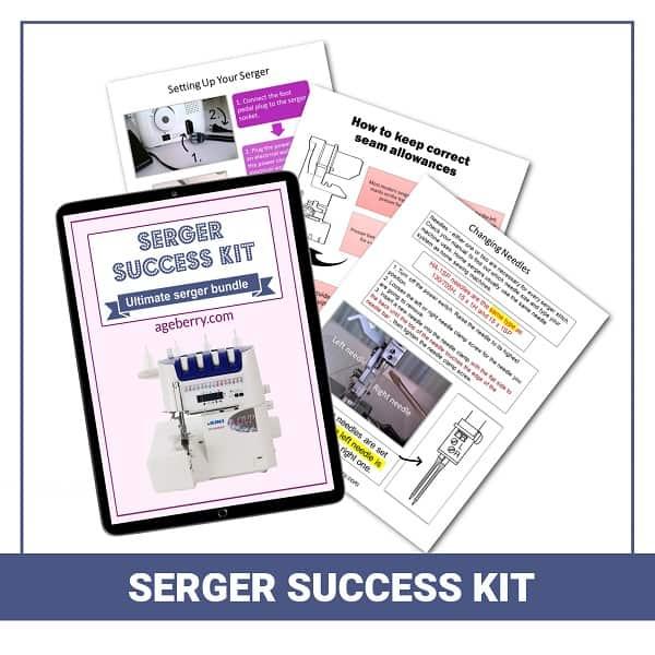 serger success kit