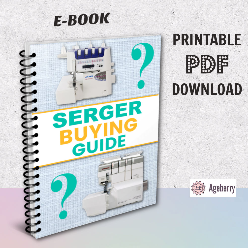 Best serger for beginners: serger buying guide